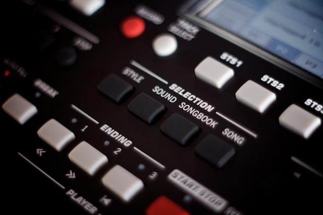 Korg Pa -300 - Test - Muzykuj com : Testy instrumentów