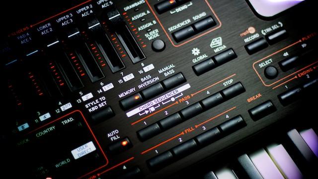 Korg Pa4X - Test  - Muzykuj com : Testy instrumentów
