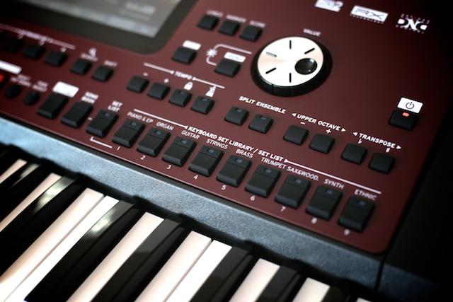 Korg Pa-700- Test - Muzykuj com : Testy instrumentów klawiszowych